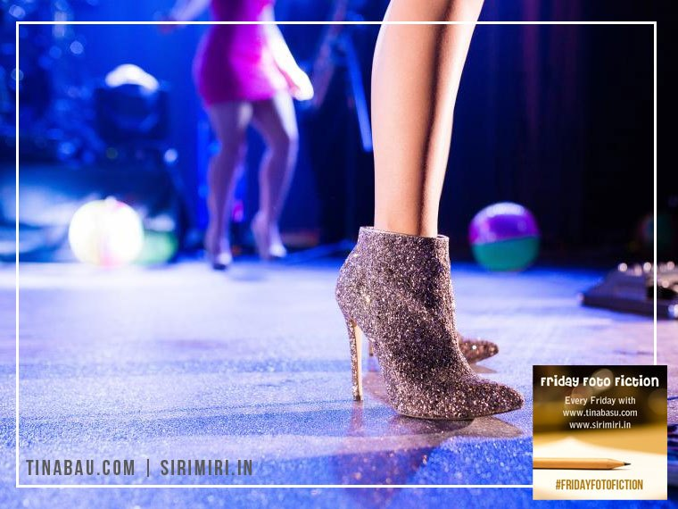 The Ballerino #FridayFotoFiction