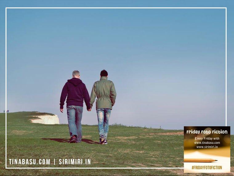 The Connection #FridayFotoFiction