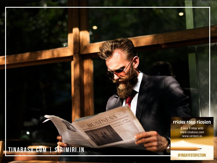 The Casanova #FridayFotoFiction