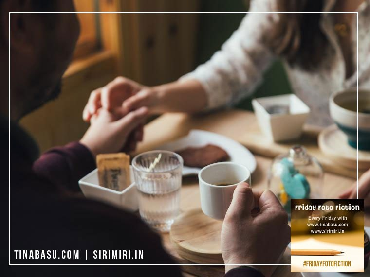 Living Apart Together -FridayFotoFiction