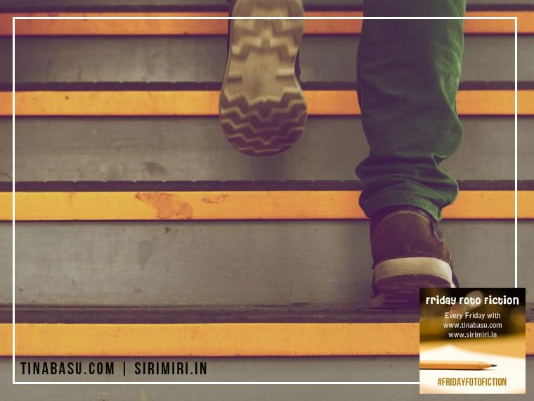 The wait #FridayFotoFiction