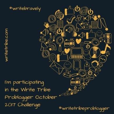 writetribeprobloggerparticipationbadge