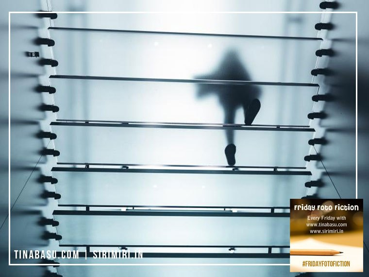 Do you believe in ghosts? #FridayFotoFiction