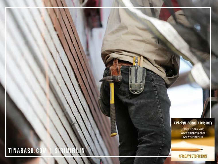 A Man's Job #FridayFotoFiction