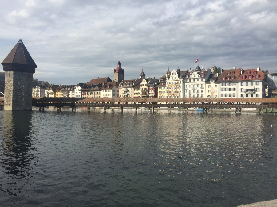 A day tour of Lucerne, Switzerland #TravelDairies