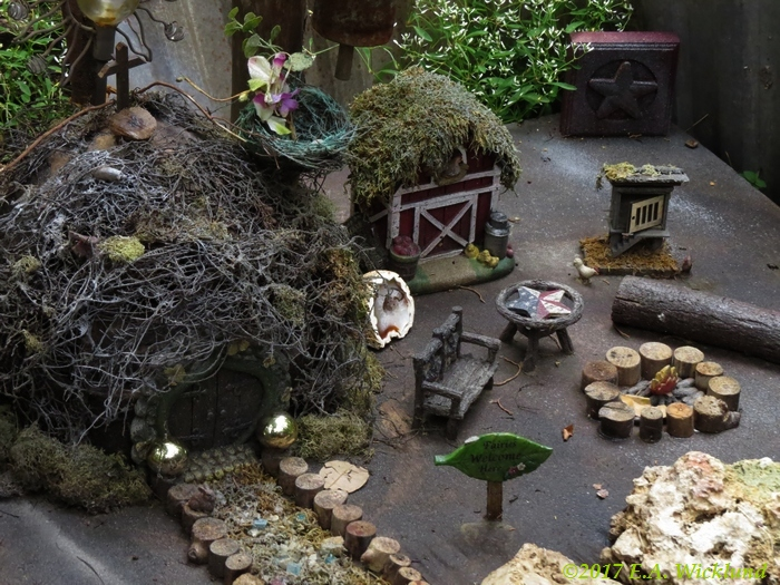 Living in Fairyland -Sunday Photo Fiction