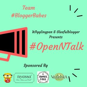 Opentalk by Bloggerbabes