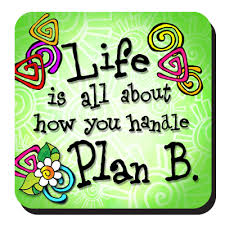 Do you have a Plan B? #MyFriendAlexa